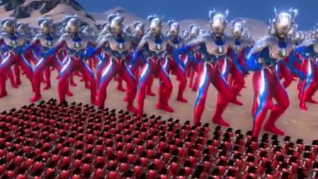 史诗战争模拟器:七龙珠孙悟空vs赛罗奥特曼,谁更厉害呢?