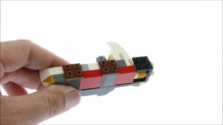忍者70676劳埃德的泰坦机械速度建立