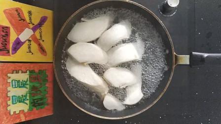 杏鲍菇炒鸡蛋的家常做法视频大全vlog宝宝美食食谱