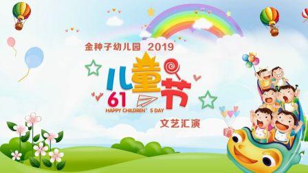 金种子幼儿园2019年61儿童节汇演