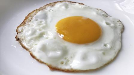 大厨教你煎鸡蛋方法,这样做简单实用,煎出的鸡蛋非常美味!