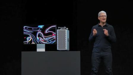 WWDC2019苹果硬件软件全都发,一个显示器支架竟卖到了1000美元