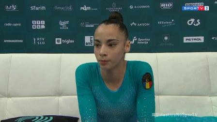 2019体操世界杯挑战赛科佩尔站-女子高低杠决赛