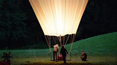 热气球升空原理,夜空中的热气球真的很美