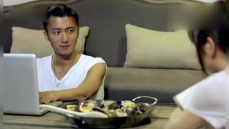 锋味:陈妍希撒娇 偷吃谢霆锋做的美食!