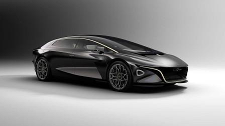 是时候展现真正的技术了,阿斯顿马丁Lagonda电动SUV概念车
