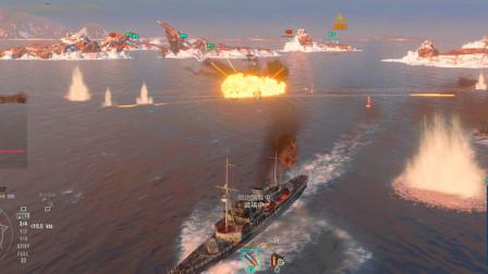 狂战士杰西:化身铁甲舰娘,两座克虏伯巨炮打的敌人闻风丧胆!