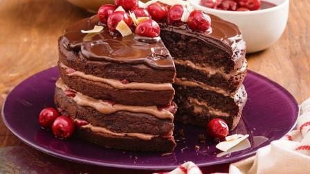 不用烤箱也能做蛋糕?只需要一个电饭锅,比外面卖的还好吃!