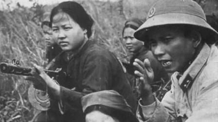 1979年越南女兵伪装我军将士,惊动杨得志, 下令坚决反击