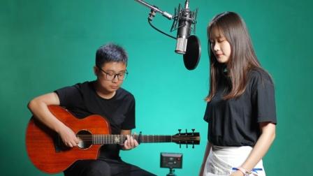 《这一生关于你的风景》吉他弹唱教学自学教程C调入门版 高音教编配 猴哥吉他教学
