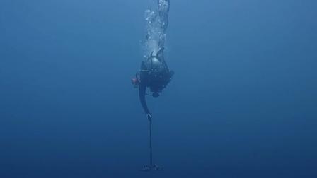 海底水下拍摄手机防水功能测试
