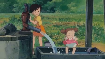 理想中的夏天,是宫崎骏漫画里的夏天~蝉鸣,绿荫和无虑的童年