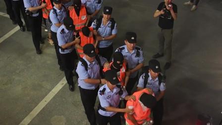 """合肥市公安局赴缅甸摧毁""""高富帅""""骗局 受害者多是中年女性"""