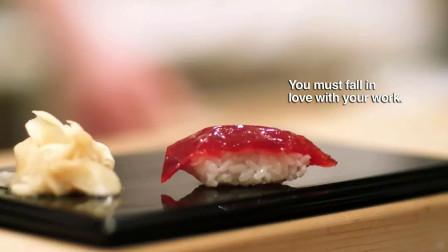93岁老人捏出全球最贵寿司,得提前一月预定,最低消费都得3万