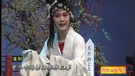 浦剧《武松杀嫂》崔彩彩 解广礼