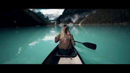 冰川、冰原、松林和高山,还有一对老情侣之加拿大班夫国家公园