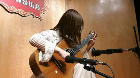 科宾之夜 陈曦古典吉他音乐会《查尔达什》