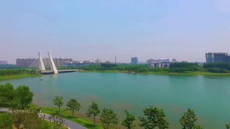 换一个视角看你熟悉的郑州龙子湖