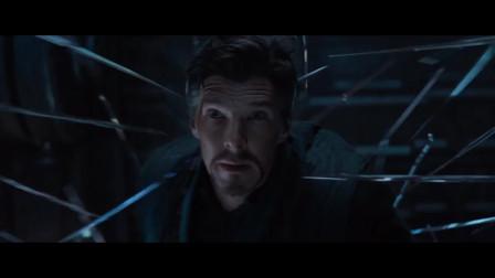 复仇者联盟3:钢铁侠打破飞船的外墙,乌木喉瞬间被拉出外太空,《异形4》BOSS也是这么的!