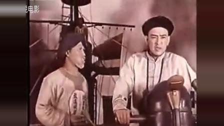 电影《甲午风云》邓世昌致远号战舰硬撞敌舰,以身殉国很感动!