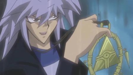 游戏王:黑暗貘良居然帮游戏抢回了神之卡?他真有这么好心吗?