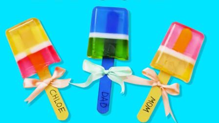 DIY手工皂的8种新创意,巧克力冰棒皂,你最喜欢哪一款