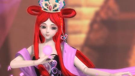 叶罗丽:女主角并非是一无是处的王默,而是貌美如花的她!