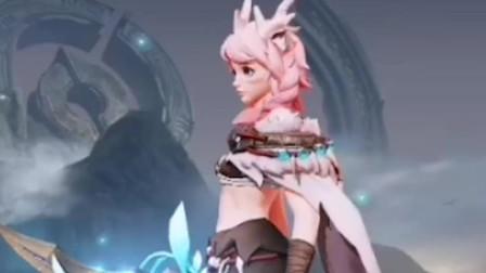 【游物语之大话王者】瑶,一个喜欢骑在人身上的小妖精