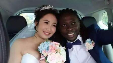 中国女人嫁非洲男人,6年生下15个孩子,私生活曝光让人咂舌