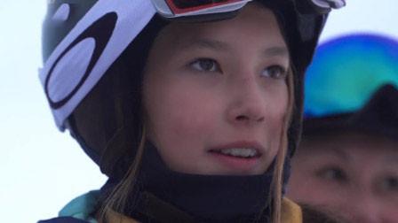 15岁天才少女!中国滑雪首位归化运动员谷爱凌正式亮相