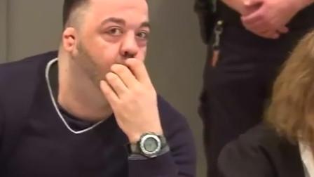谋杀85名病人 德国一男护士被判终生监禁