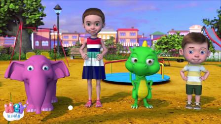为孩子们唱的鳄鱼歌更多的童谣