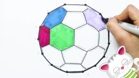 为幼儿画点对点的彩色和为幼儿画学习画