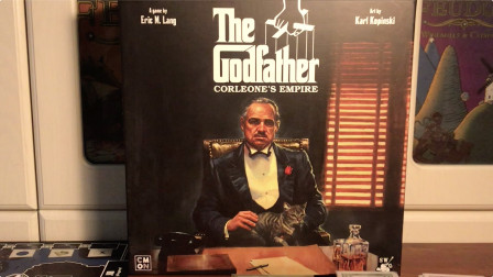 【伯爵 桌游试玩】教父 the godfather