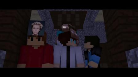 闹鬼的大厦Minecraft动画