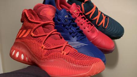【半吨测评】姚老师的最爱!篮球鞋中的Ultra Boost!麦迪千禧+CrazyExplosive全系测评