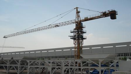 塔吊是必须要使用到的工具,它是什么材料做的呢?今天算长见识了