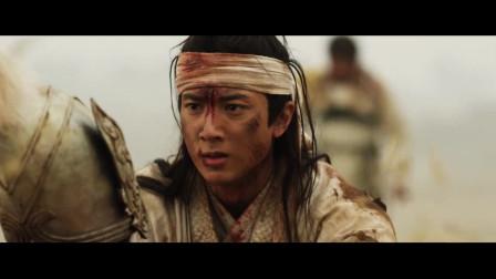 忠烈杨家将:不得不说杨六郎这个反太帅了!