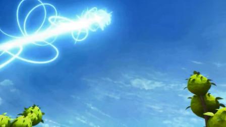 冰封鹿人工降雨!天空乌云密布,电闪雷鸣,这是要成功了啊