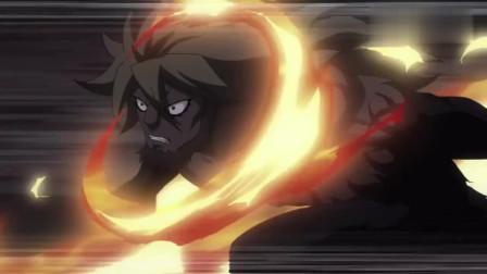 妖精的尾巴:冥界的力量竟然这么强?铁龙伽吉鲁都无可奈何