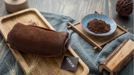 """西点/甜品教程:方便简单又好做,教你在家自制""""毛巾卷"""""""