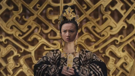 《九州缥缈录》宋祖儿圣女初现,银翅红眸惊艳献舞,刘昊然:好美