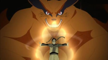 火影忍者:鸣人成功尾兽化!吓到在场所有人!