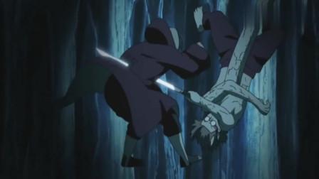 火影忍者:鼬神最帅的几个瞬间,在鼬神面前,一切花哨都是徒劳!