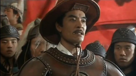 闯王李自成带领十几个护卫上山,竟被俩农民给了一铁锨,悲剧了!