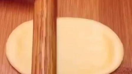 大胃王美食:蔓越莓面包,在家里就可以做出来的美味!
