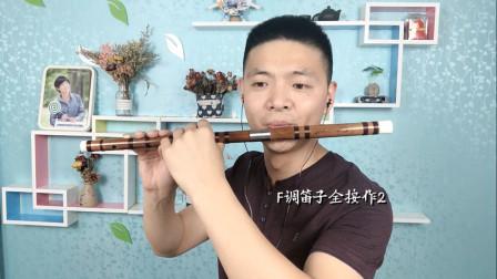 重温经典:笛子版《春天的故事》时光已飞逝,歌声依旧在!