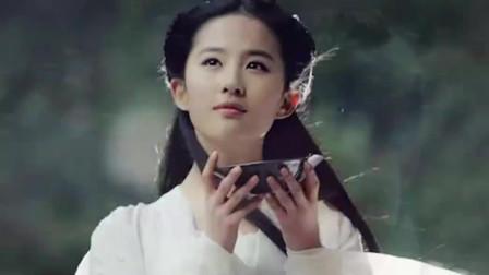 刘亦菲总算有接班人了,她古装造型一出现,网友:终于等到你!