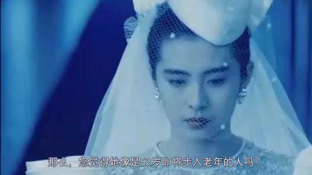 52岁王祖贤称即将步入老年,恐网友不信,还在社交平台晒素颜照
