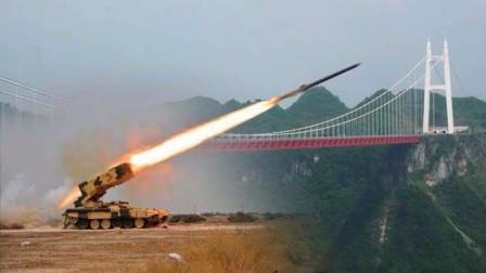 中国又一逆天科技发射数枚火箭参与建桥美太可怕了